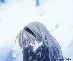 gif, clannad, and another world image