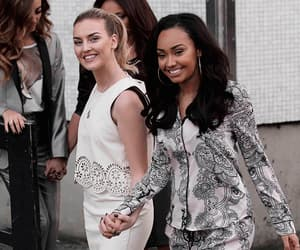 salute, little mix, and perrie edwards image