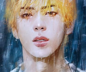 bts, jin, and epiphany image