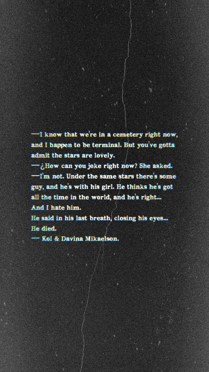 quotes, Relationship, and The Originals image