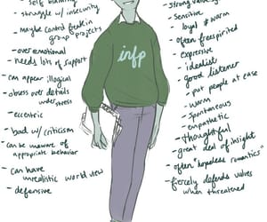 infp and mbti image