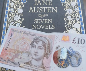 austen, jane austen, and pounds image