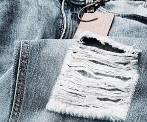 jeans, style, and theme image