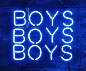alternative, blue, and boys image