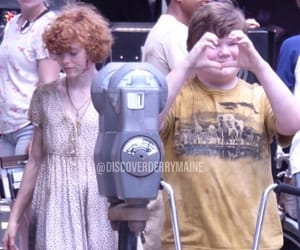 it, beverly marsh, and stephen king it image