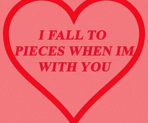 cherry, Lyrics, and red image