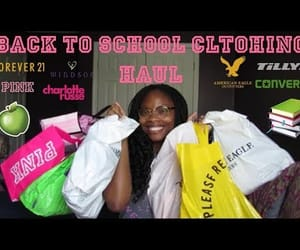 charlotte russe, fashion haul, and back to school haul image