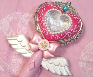 aesthetic, girly, and heart image