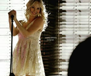 caroline forbes, candice accola, and the vampire diaries image