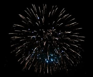 firework, weheartit, and light image