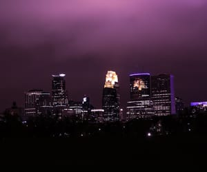 aesthetic, city life, and city lights image