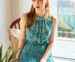 asian fashion, dress, and halter image