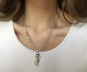 collarbones, inspiration, and necklace image
