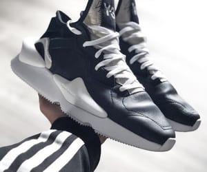 adidas, y3, and Yamamoto image