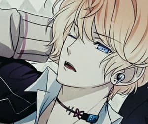 anime, otome game, and diabolik lovers image