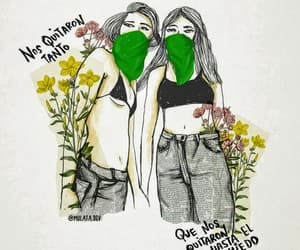 argentina, girl power, and green image
