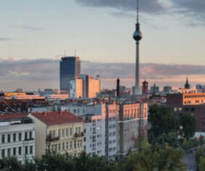 baby, berlin, and city image