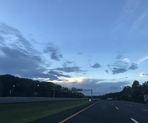 aesthetic, clouds, and dark image