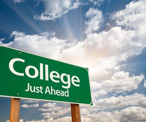 article and college image