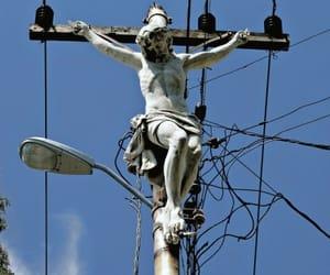 jesus, art, and Christ image