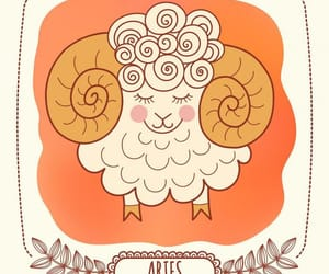aries, art, and astrology image