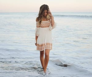 sea, gypset, and summer life image