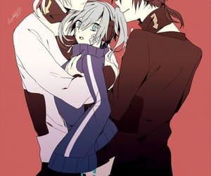 anime, anime girl, and konoha image