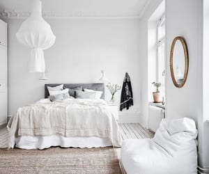 home, bedroom, and décoration image