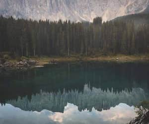 camp, lake, and world image