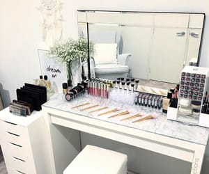 makeup, decoration, and room image