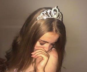 cool, princess, and grunge image