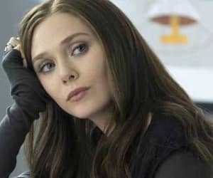 Avengers, elizabeth olsen, and scarlet witch image