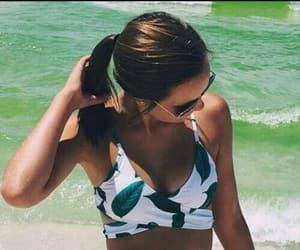 bikini, summer, and swimsuit image