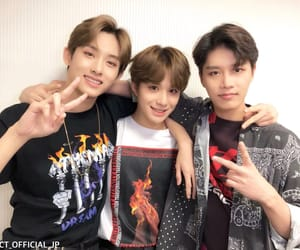 winwin, jungwoo, and taeil image