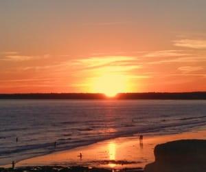 Albufeira, beach, and sun image