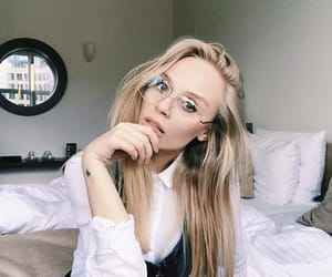 blogger, blonde, and classy image