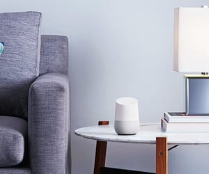 smart home, home control, and google assistant image