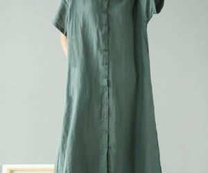 etsy, summer dress, and linen shirt image