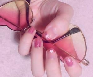 fashion, retro vibe, and pink image