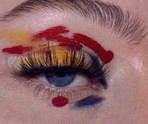 eye, aesthetic, and art image