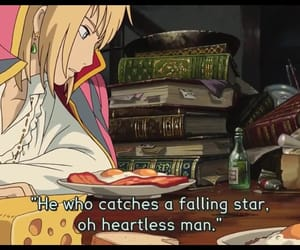 aesthetic, anime, and Howl image