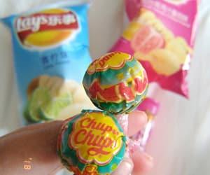 china, chupa chups, and chips image