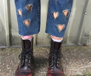 aesthetic, alternative, and boots image