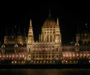 budapest, hungary, and parlement image
