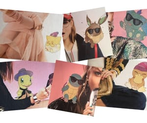 accessories, look, and moodboard image