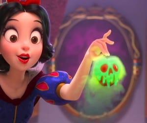 snow white, disney, and branca de neve image