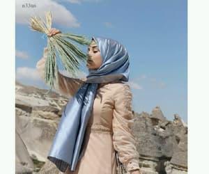 hijab, ❤, and ﺭﻣﺰﻳﺎﺕ image