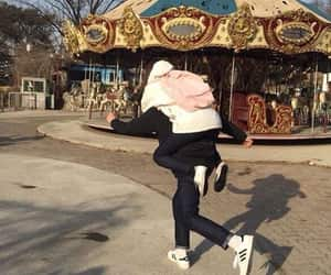 couple, friends, and ulzzang image