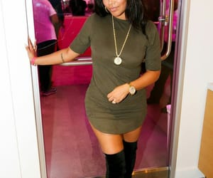 beauty, lauren london, and fashion image