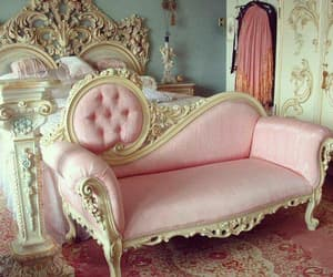 antique, decoration, and girly image